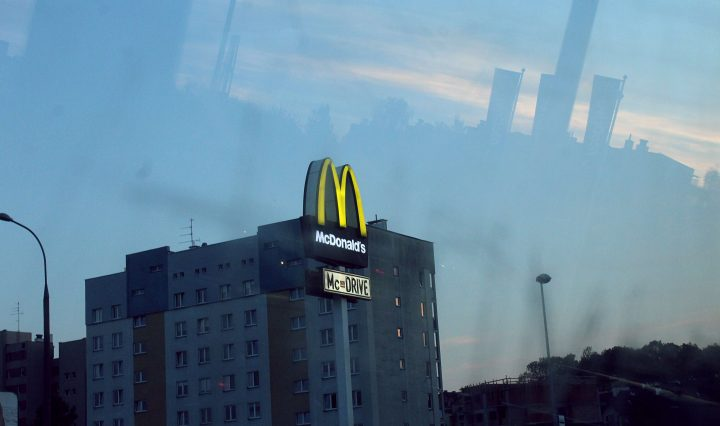 MacDonald's on Kraków