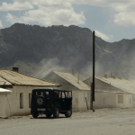 Murghab: post-apocalyptic scenery in the Pamir region of Tajikistan