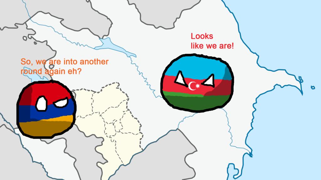 Memes In The Battle Between Armenia And Azerbaijan Lossi 36